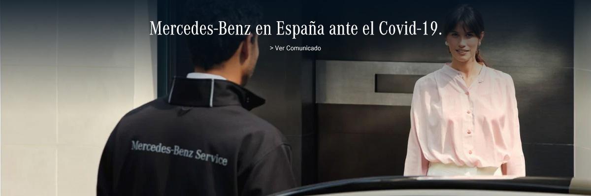 MERCEDES-BENZ-covid